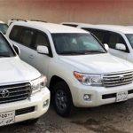 ورود گردشگران عراقی با خودروی شخصی به اروند