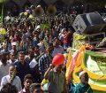 کاروان شادی غدیر در سراسر تهران