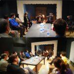 بازدید مدیرکل فرهنگی و اجتماعی وزارت علوم از جشنواره تئاتر دانشگاهی
