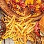 افزایش سرطانهای روده و معده با مصرف بی رویه فست فودها