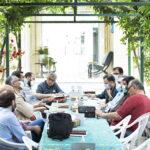 جلسه اندیشه ورزی گروه مستند روایت فتح  برگزار شد
